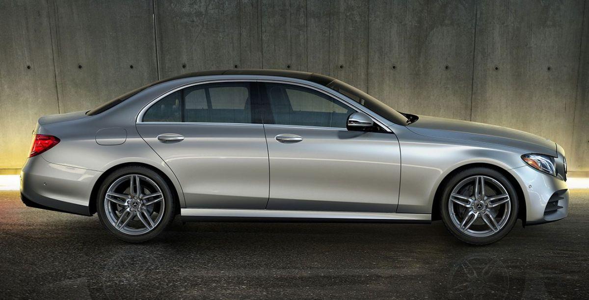 Mercedes-Benz Clase E 2020.  Crédito: Cortesía Mercedes-Benz.