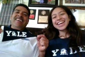 Orgullo del Este de Los Ángeles: estudiantes de la escuela Garfield se dirigen a la prestigiosa Universidad de Yale