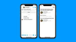 Messenger añade nuevas notificaciones de seguridad para evitar estafas