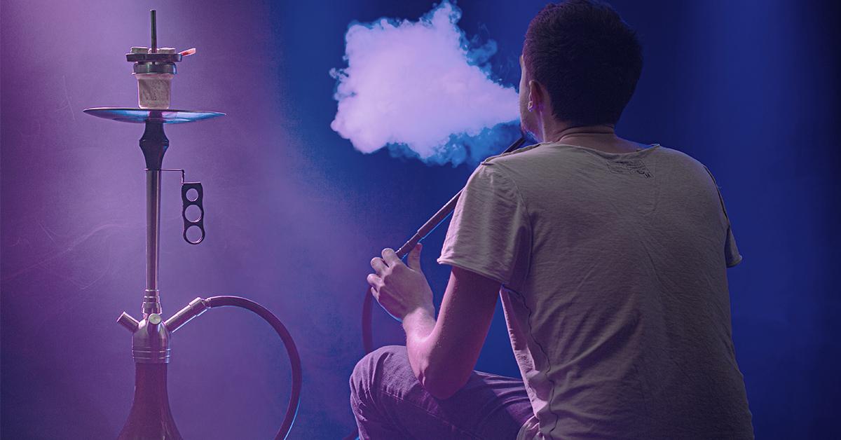 Hooka y el COVID-19: Cómo te pone en riesgo fumar Hookah