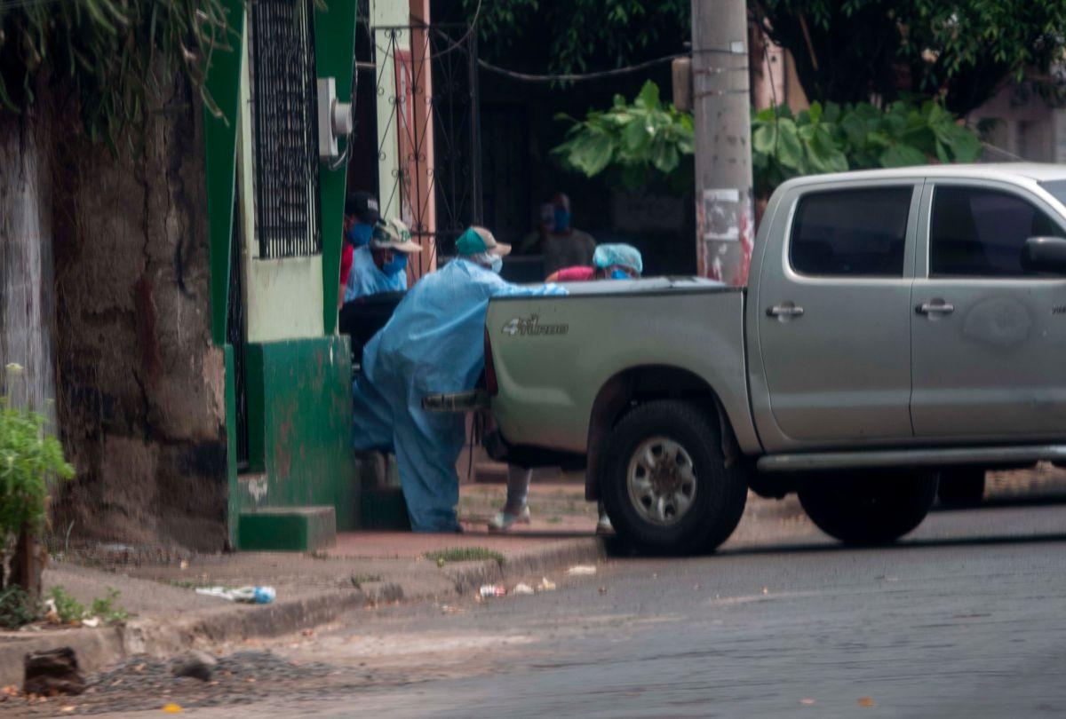 ¿Cómo son los entierros exprés en Chinandega, la segunda provincia con más contagios de Nicaragua?