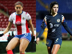 Las coincidencias entre Norma Palafox y Alondra González: las futbolistas de Chivas y América que arrasan en redes sociales