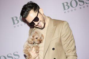 Orlando Bloom llora la pérdida de su perro y lo da por muerto rindiéndole este emotivo homenaje