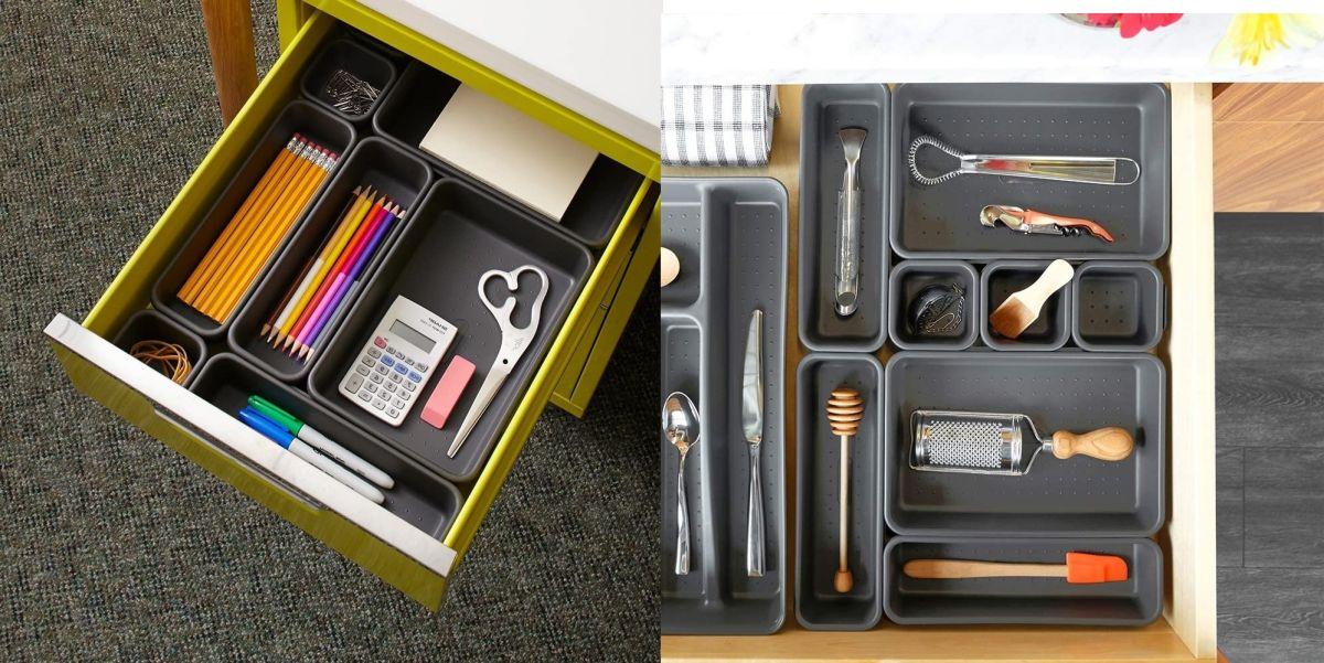 5 organizadores y gaveteros que te ayudarán a organizar tu lugar de trabajo en casa
