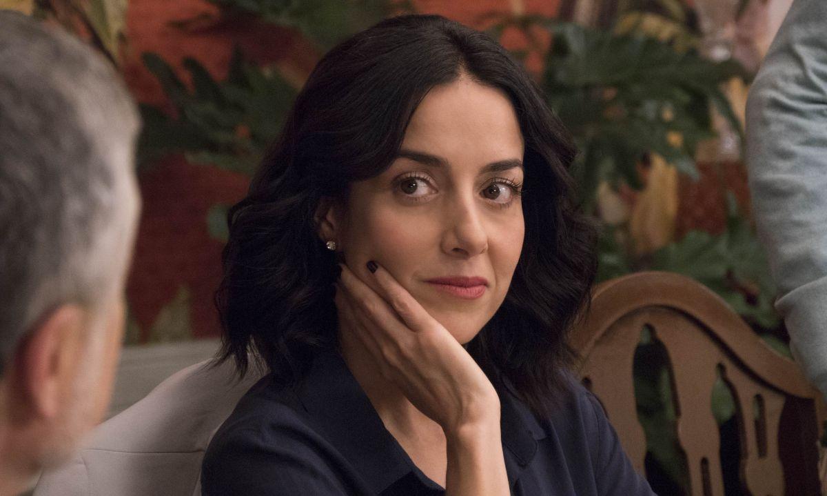 Paulina de la Mora en La casa de las flores.