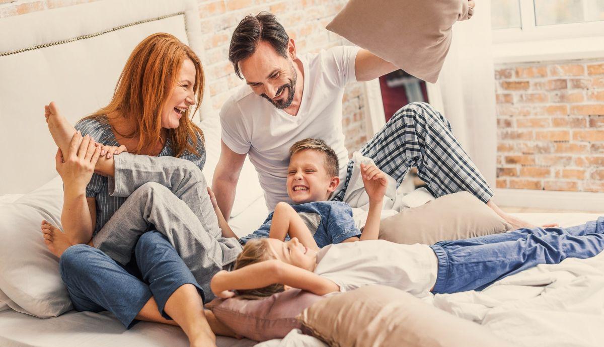 5 ideas para hacer una pijamada en casa con tu familia