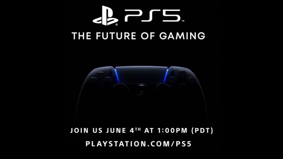¡Por fin! Sony anuncia evento de presentación del PlayStation 5