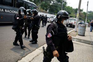 El Salvador: 49 extorsionadores fueron detenidos por la Policía Nacional