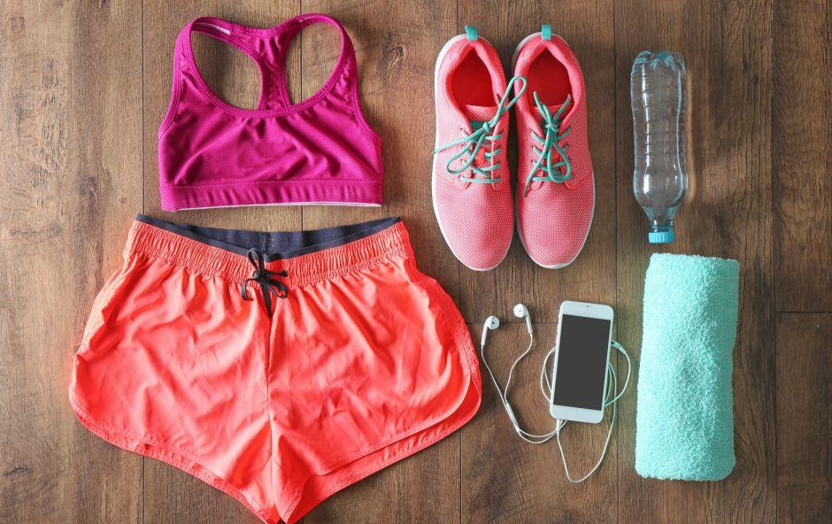 Ahorra hasta 50% en ropa y accesorios de ejercicio para mujer