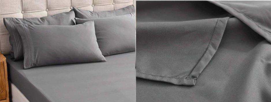 5 sets de sábanas hipoalergénicas para dormir libre de alergias