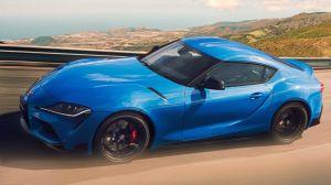 Toyota lanza el Supra RZ Horizon Blue, una edición especial que debes conocer