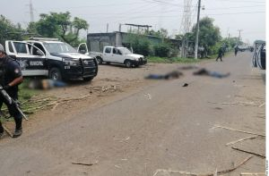 VIDEO: Grupo armado ataca a policías al sur de México, así terminaron los agresores