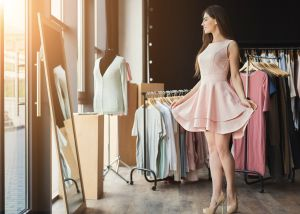 5 vestidos casuales para estar cómoda y coqueta en casa