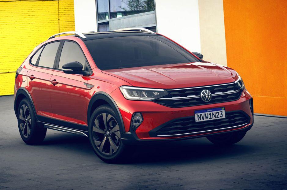 Nivus: el flamante modelo de Volkswagen se devela por completo