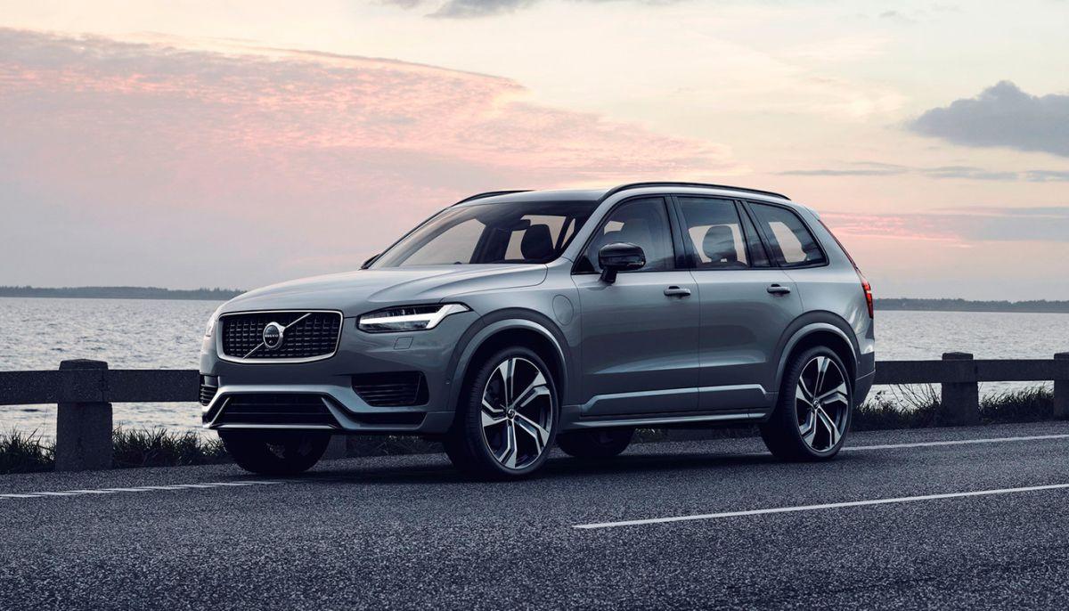 Volvo XC90. Crédito: Cortesía Volvo.