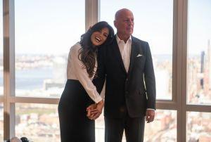 Orgullo boricua: Zuleyka Rivera hace pareja con Bruce Willis en nueva campaña