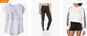 Ropa Adidas de mujer: Lo más vendido y popular