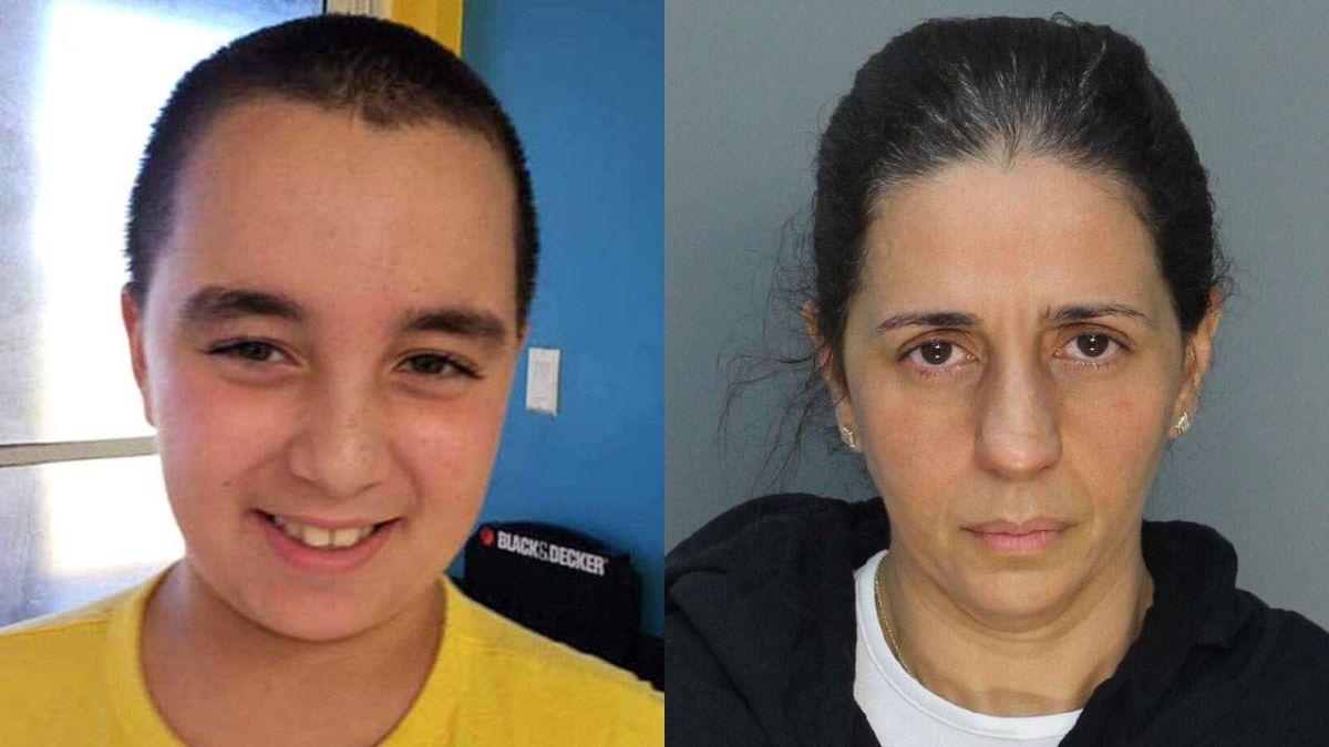 La madre del niño autista aparecido muerto en Miami confiesa el crimen: también inventó el secuestro del pequeño