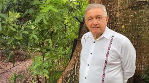 """""""No coman ansias"""", dice AMLO a quienes exigen su renuncia"""