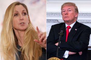 "Ann Coulter, famosa exseguidora de Trump, critica sin piedad al presidente: ""Un completo imbécil"""