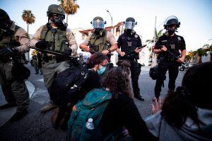 Sheriff de Florida lanza tremenda amenaza a manifestantes: Enviar a civiles armados a las protestas