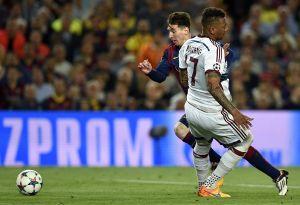 Hace 5 años, Leo Messi humilló y convirtió en en un Meme eterno a Jerome Boateng