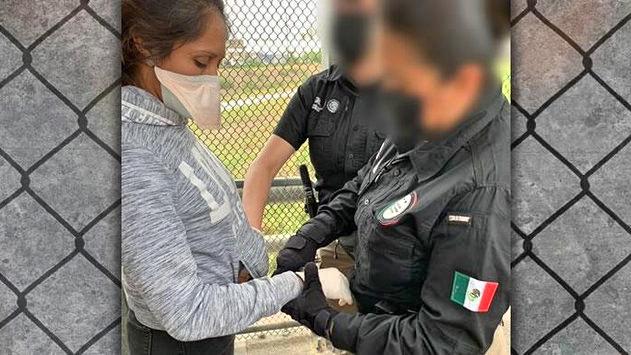 Guadalupe Chavero entregada a México.