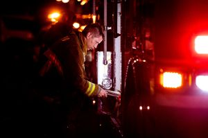 """""""Pensé que no era real, pero es real"""": las últimas palabras de un bombero antes de morir por COVID-19"""
