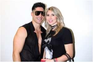 Natasha Araos, esposa de Chyno, confirmó que en la semana de 'Premios Juventud' tenía COVID-19