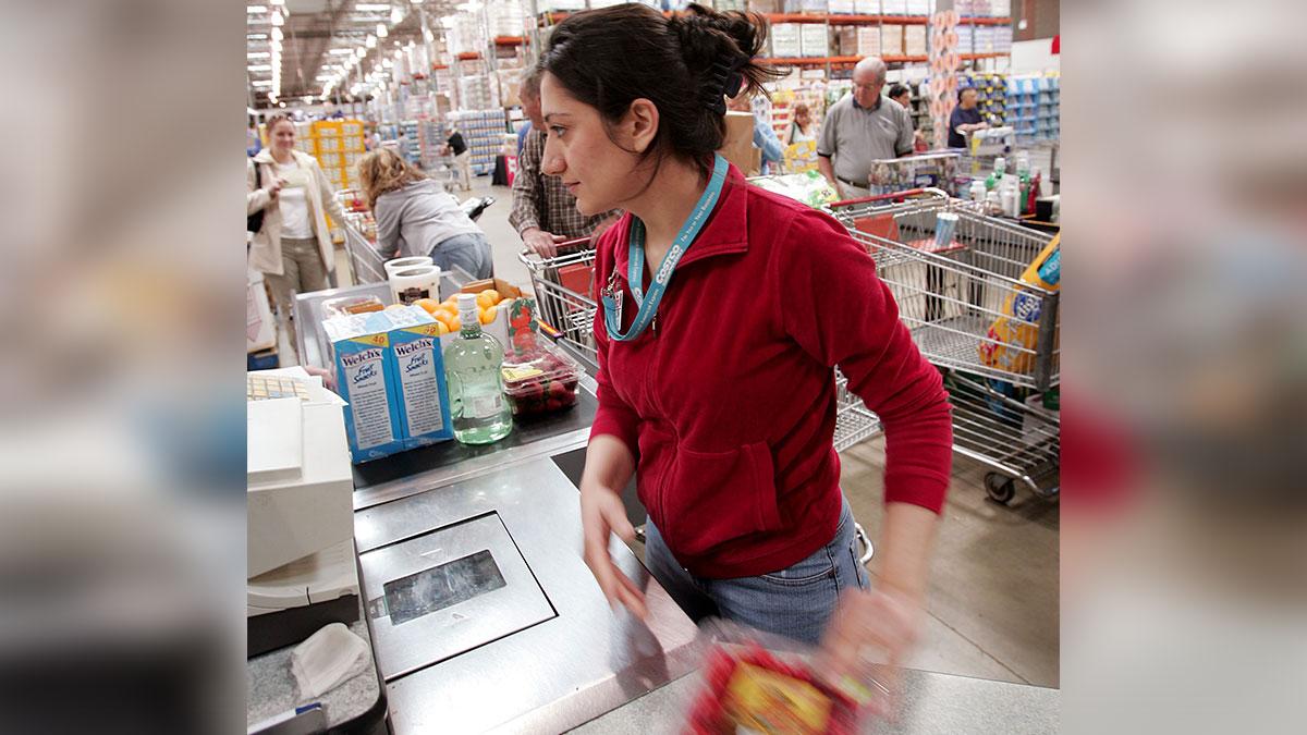 La tarjeta P-EBT es aceptada en la mayoría de los supermercados y en los mercados agrícolas de California.