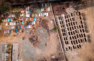 Video: Cavan cientos de fosas en Acapulco para enterrar a muertos por coronavirus