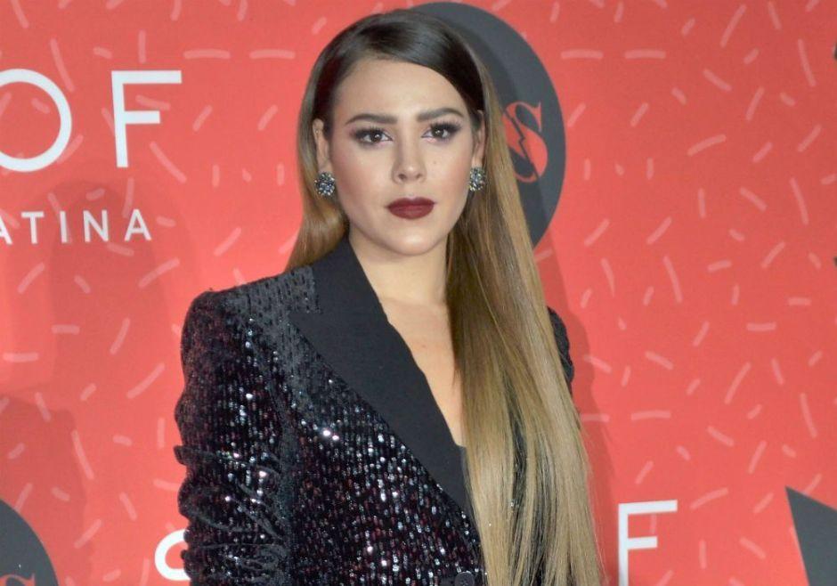 Al estilo de Lady Gaga, Danna Paola luce futurista y sexy en su nuevo video