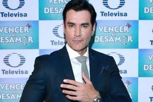 """David Zepeda de """"La Doña"""" sufre accidente y muestra los estragos en Instagram"""