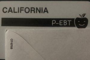 Aún hay tiempo para aplicar por la tarjeta P-EBT con $365 por cada niño en edad escolar en California y otros estados