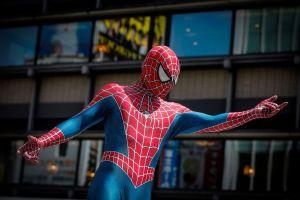 """Niños se dejan morder por araña """"viuda negra"""" para poder convertirse en Spiderman"""