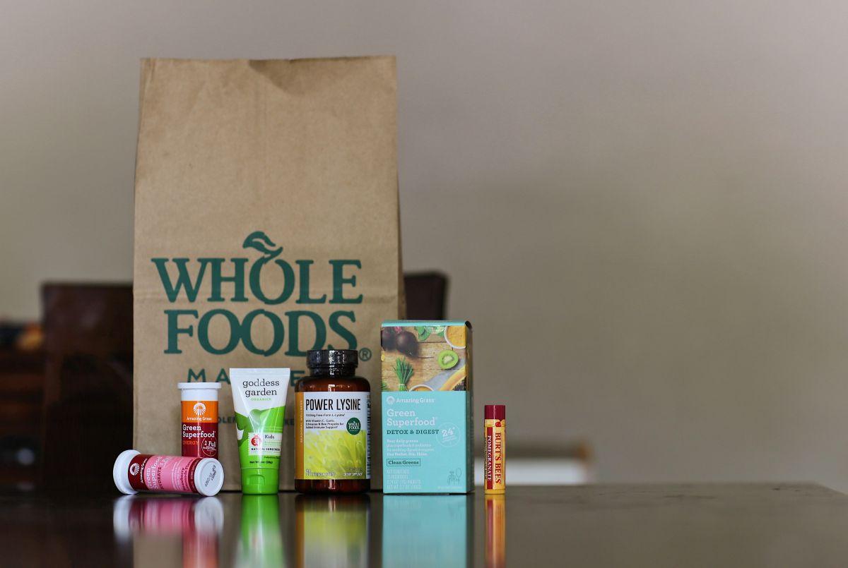 Haz la compra de supermercado online: Mira cómo comprar en Whole Foods si eres socio de Amazon Prime
