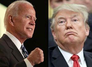 Joe Biden recauda más que Donald Trump por segundo mes