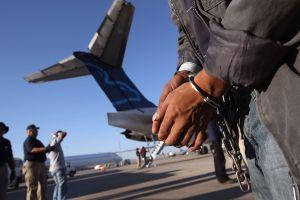 Estados Unidos alcanza en abril la cifra más baja de deportaciones desde que hay registro