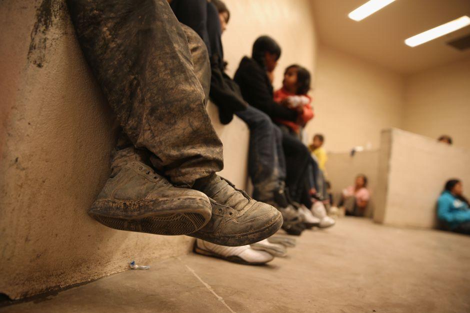 La deportación de más de 900 niños migrantes en forma exprés