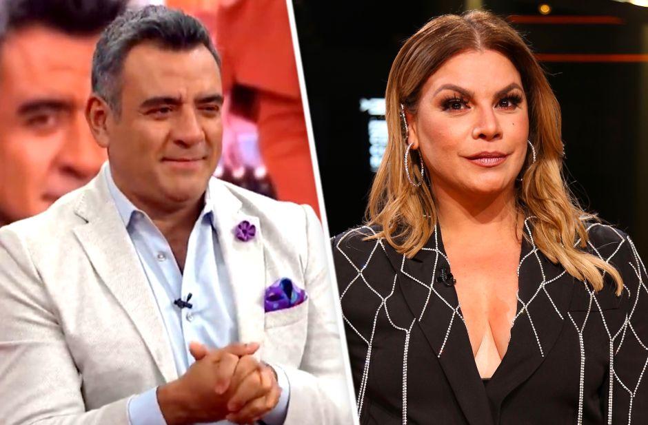 Olga Tañón frustrada por salida de Héctor Sandarti de 'Un Nuevo Día' de Telemundo