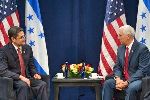 EEUU implica al presidente de Honduras en narcotráfico mientras Trump lo usa como aliado en inmigración