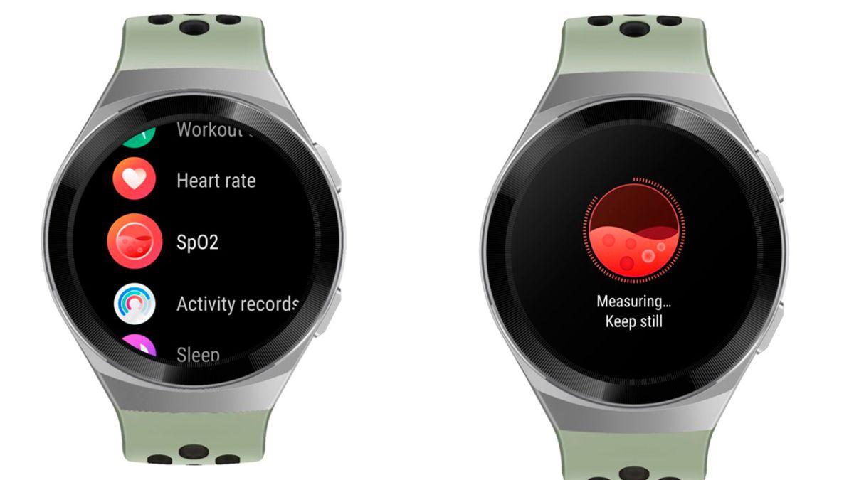 El Huawei Watch GT 2e ya tiene medidor de oxígeno en sangre