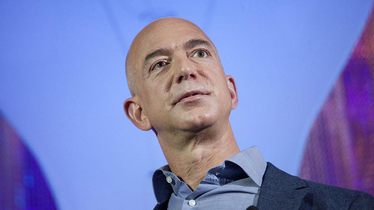 El fundador de Amazon podría convertirse en el primer trillonario del mundo