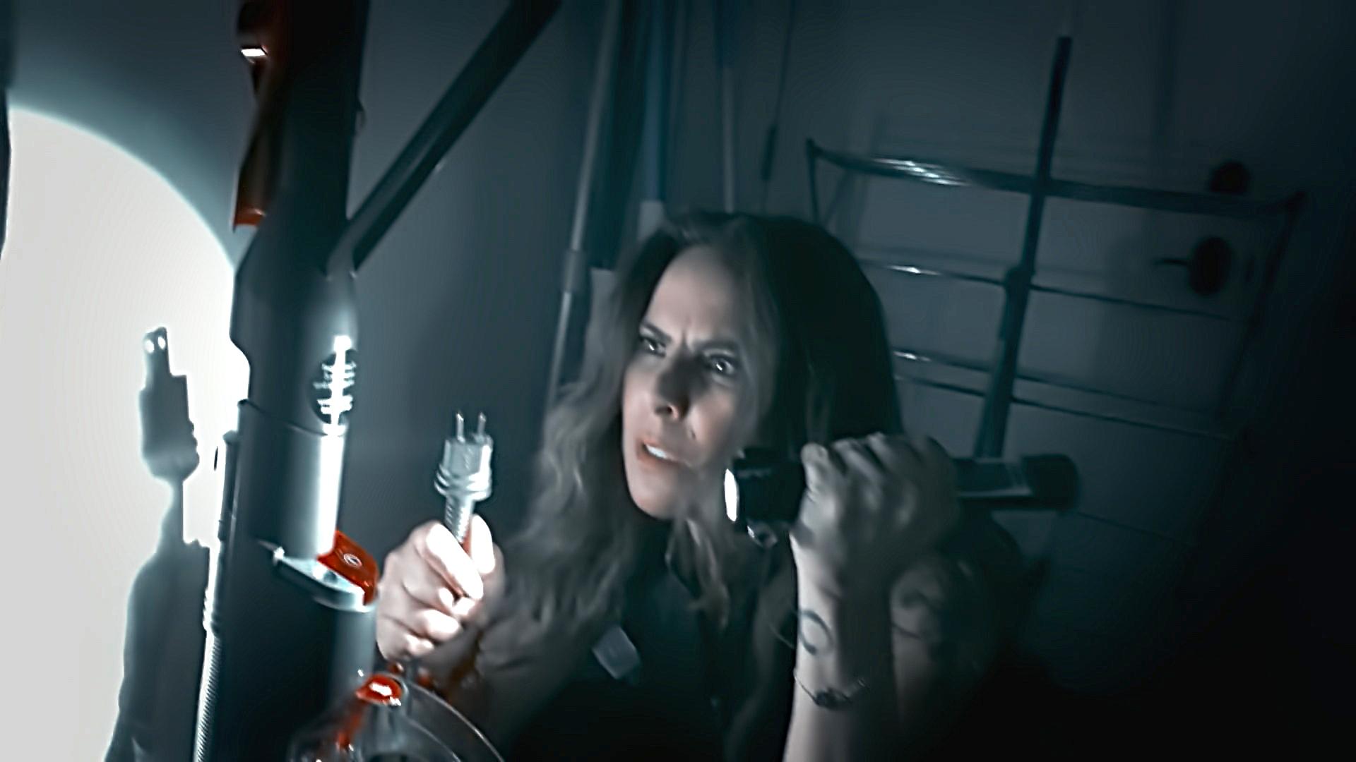 Kate del Castillo hizo una aparición en 'The At-Home Variety Show' de la plataforma Peacock.