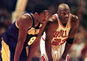 Abusador, tirano, bully... el conflicto de Michael Jordan que más tarde lo unió con Kobe Bryant