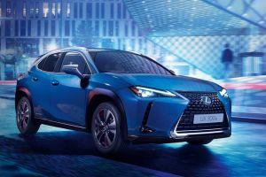 ¡Increíble! El Lexus UX300e promete una batería garantizada por 1 millón de kilómetros