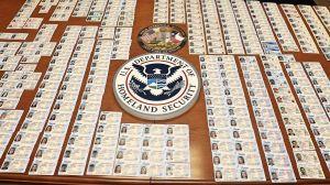 Licencias de conducir falsas llegan a EEUU por paquetería de China