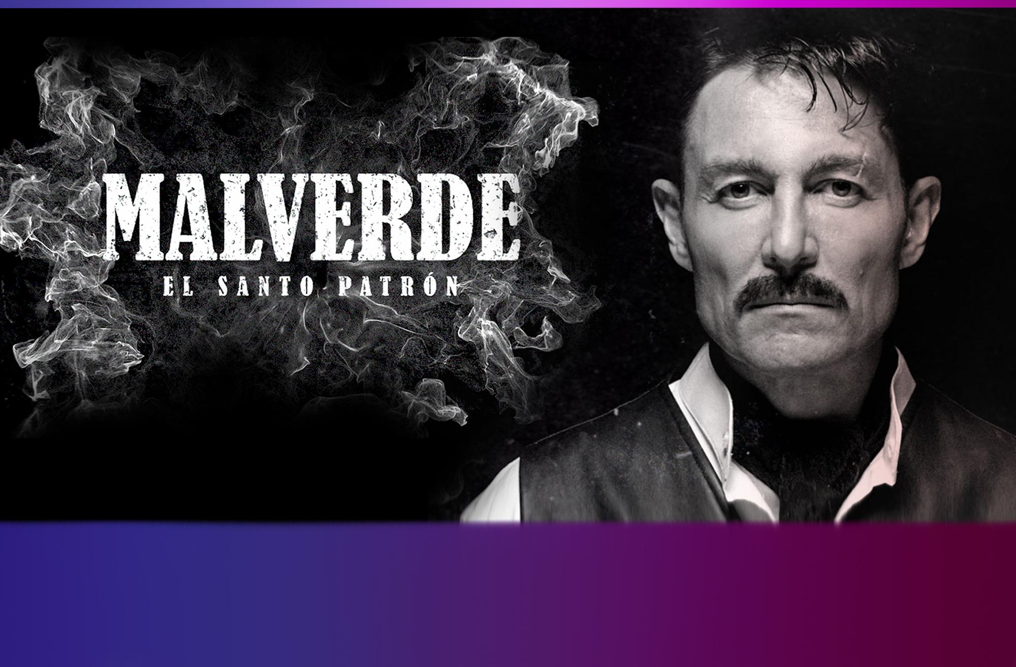 Fernando Colunga llega a Telemundo como 'Malverde, El Santo Patrón'.