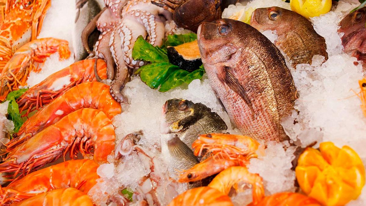 Los mejores tips para elegir pescados y mariscos frescos