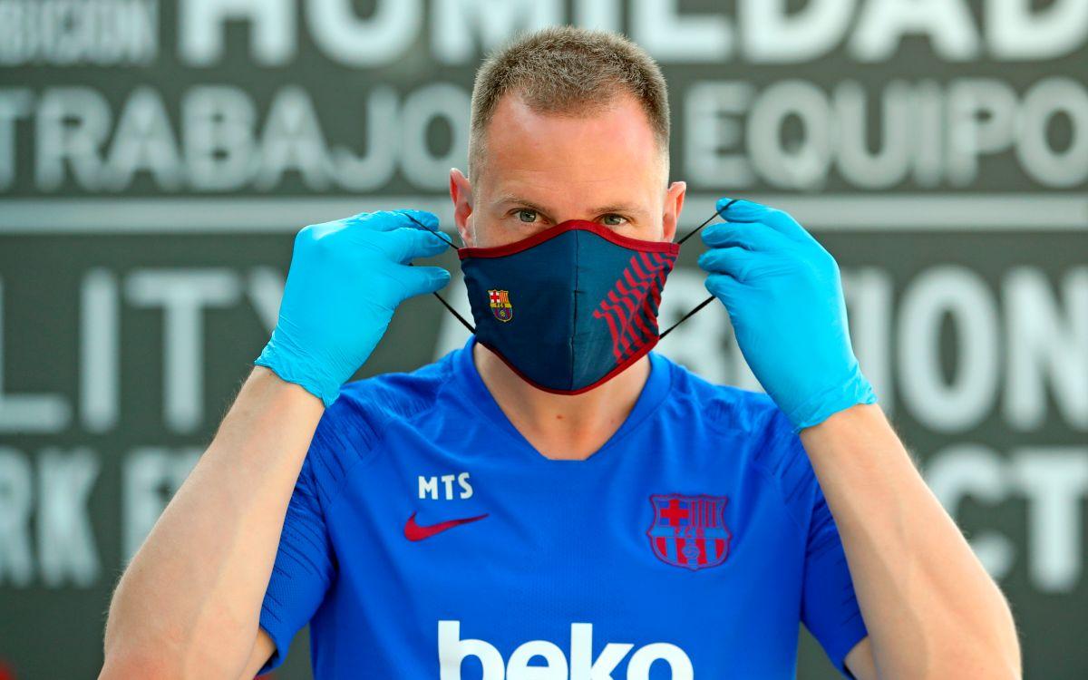 Un negociazo macabro: mascarillas, nuevo golazo de marketing de los equipos de fútbol